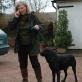 Diana Harrison und Trilby